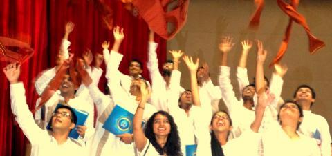 Physics Convocation Uttariya